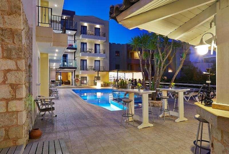 Sejur avion Creta Grecia 2017 oferta Hotel Erato