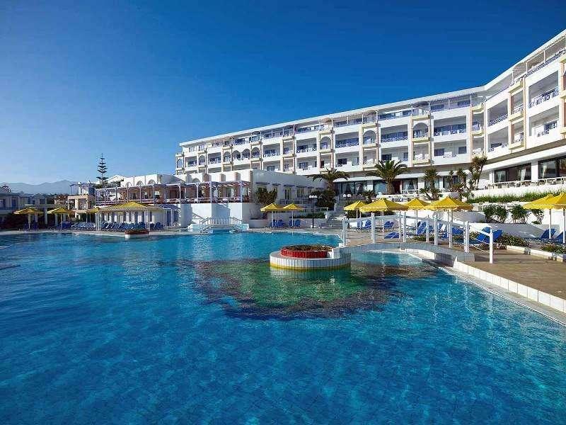 Sejur avion Creta Grecia 2017 oferta Lavris Hotel & Bungalows