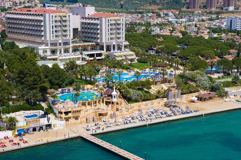 Sejur avion Kusadasi Turcia 2017 oferta BATIHAN BEACH RESORT SPA  4*