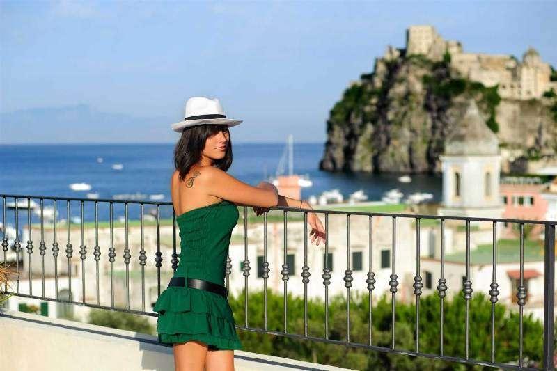 Sejur avion insula ISCHIA Italia 2017 oferta Il Moresco Hotel and Thermal SPA 5*
