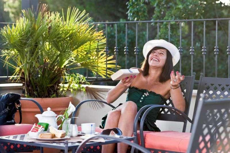 Sejur avion insula ISCHIA Italia 2017 oferta Hotel St. Raphael Maronti Beach 4*