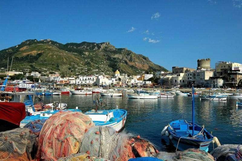Sejur avion insula ISCHIA Italia 2018 oferta Galidon Terme Hotel 3*