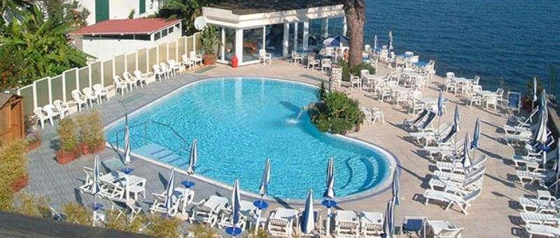 Sejur avion insula ISCHIA Italia 2017 oferta Hotel Terme Alexander Hotel 4*