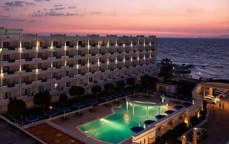 Sejur avion Insula Rhodos Grecia avion 2018 oferta La Marquise Luxury Resort Complex 5*