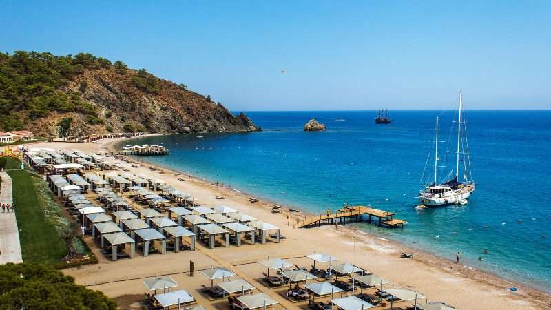 Sejur avion Kemer Turcia 2016 oferta Hotel Blauhimmel 4*