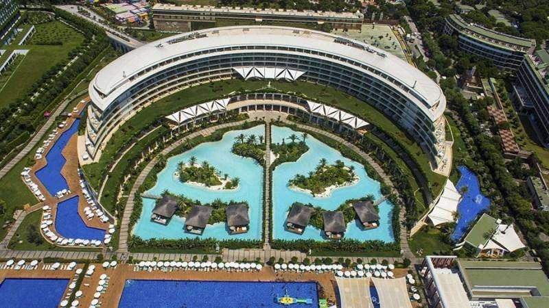 Sejur avion Kemer Turcia 2017 oferta Hotel  RIXOS BELDIBI5*