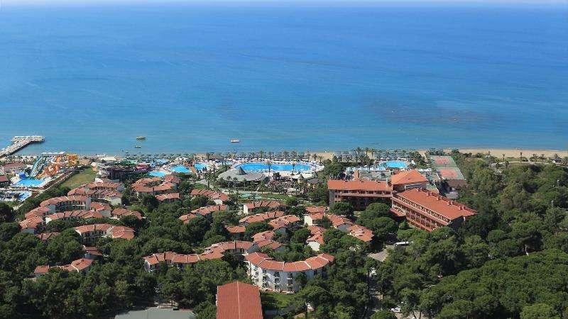 Sejur avion Kemer Turcia 2017 oferta Hotel RIXOS BELDIBI�5*