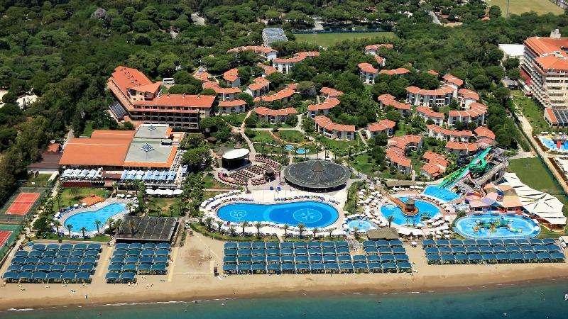 Sejur avion Kundu Turcia 2017 oferta Hotel IC GREEN PALACE5*