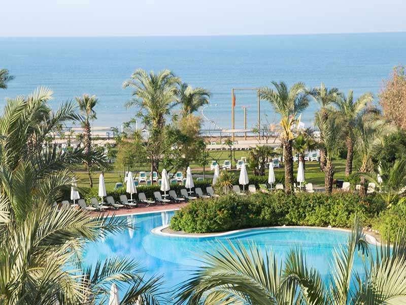 Sejur avion Lara Turcia 2017 oferta Hotel Royal Holiday Palace 5*