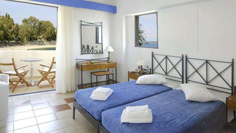 Sejur avion Lefkada Grecia 2017 oferta Tropicana Inn