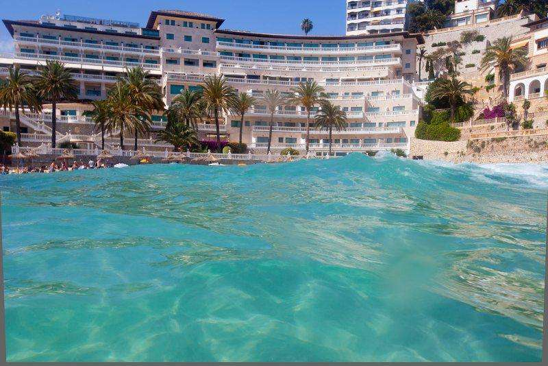 Sejur avion charter Mallorca Spania 2018 oferta Hotel Las Arenas 4*