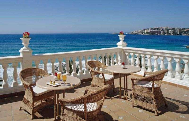Sejur avion Mallorca Spania 2017 oferta Hotel Sol Palmanova Mirlos Tordos 4*