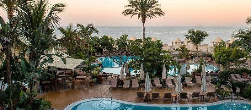 Sejur avion Tenerife Spania 2017 oferta Hotel Costa Adeje Gran 5*