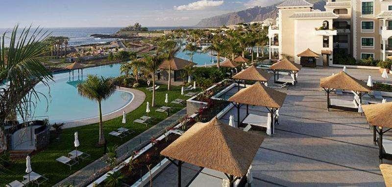 Sejur avion Tenerife Spania 2017 oferta Hotel Sensimar Arona Gran Hotel (Adults Only) 4*