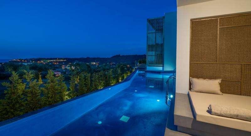 Sejur avion Zakynthos Grecia 2017 oferta Hotel Palazzo di Zante 4*