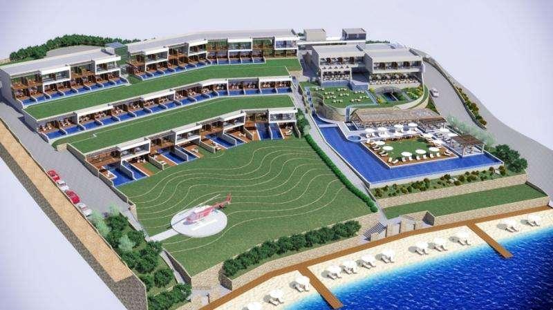 Sejur avion charter Zakynthos Grecia 2018 oferta Hotel Astir Palace 4*