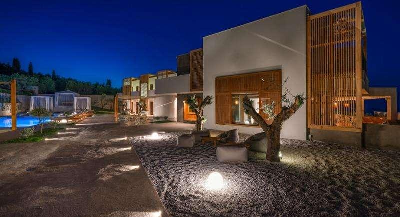 Sejur avion Zakynthos Grecia 2017 oferta Hotel Belvedere (Vasilikos)  4*
