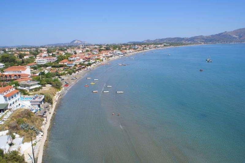 Sejur avion Zakynthos Grecia 2017 oferta Hotel Esperia 3*
