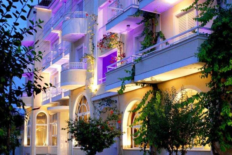 Sejur avion Zakynthos Grecia 2017 oferta Hotel Ikaros