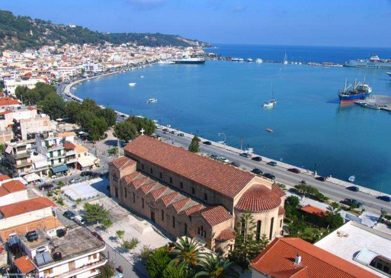 Sejur avion Zakynthos Grecia 2017 oferta Hotel The Bay recomandat 5* (Vassilikos) 4*