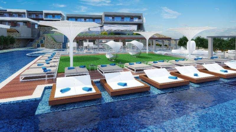 Sejur avion charter Zakynthos Grecia 2018 oferta Hotel Zante Imperial Beach 4*