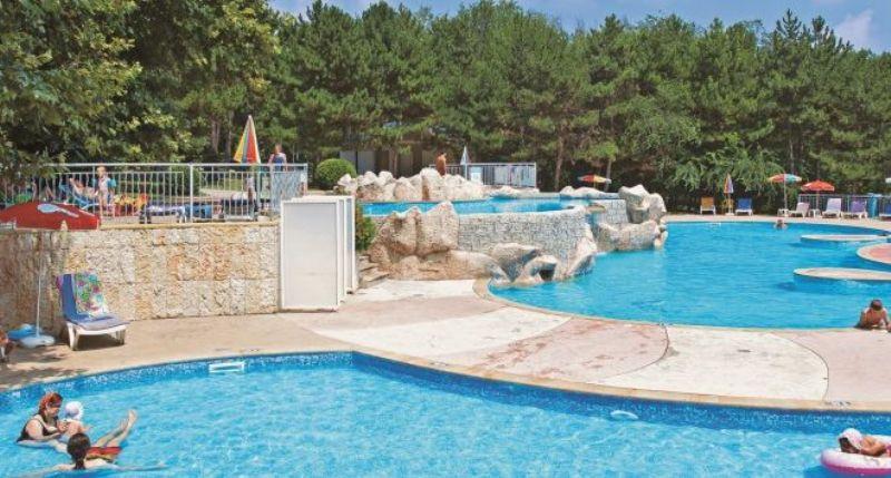 Sejur Bulgaria Albena Vara 2018 HOTEL GERGANA 4*