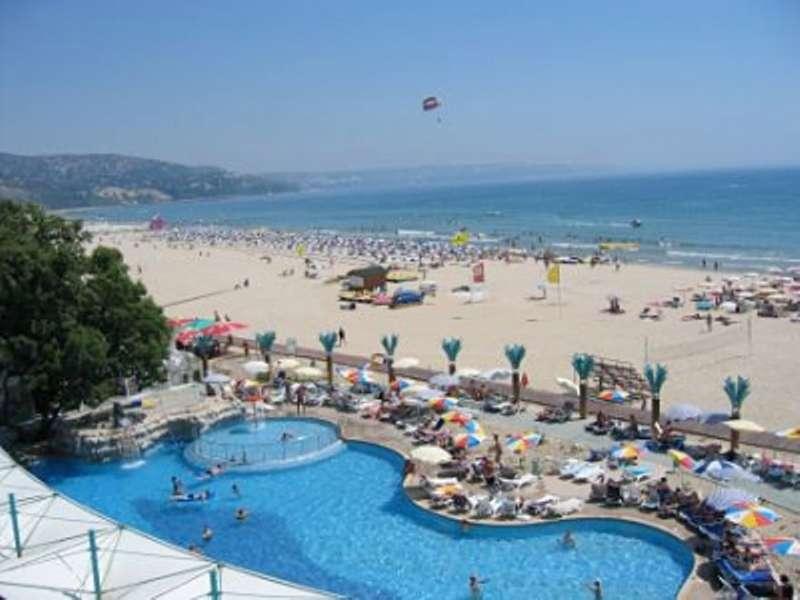 Paste 2018 Bulgaria Albena HOTEL PARADISE BLUE 5*