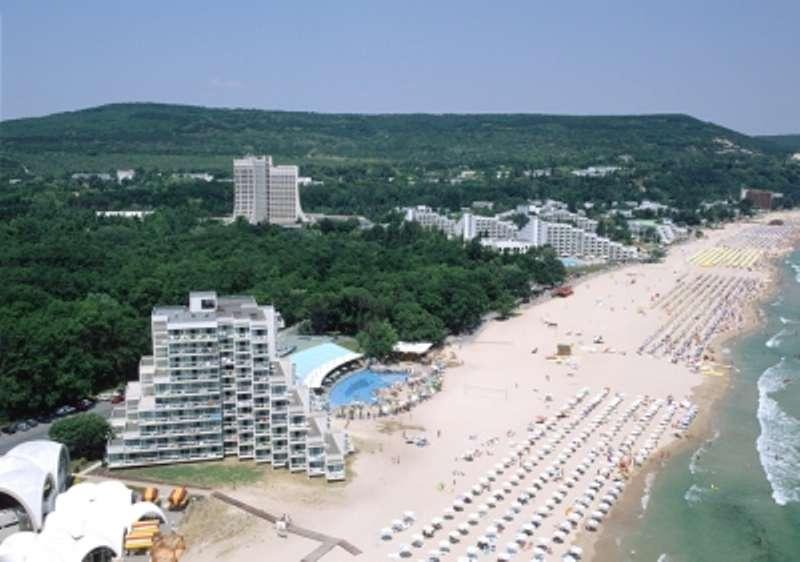 Sejur Bulgaria Vara 2018 Albena HOTEL SLAVUNA 3*