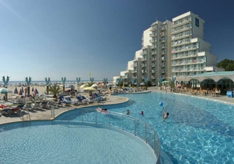 Paste 2018 Bulgaria Albena HOTEL LAGUNA BEACH 4*