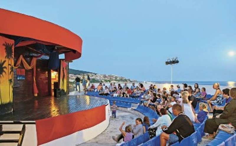 Sejur Bulgaria Vara 2018 Albena HOTEL LAGUNA MARE 4*