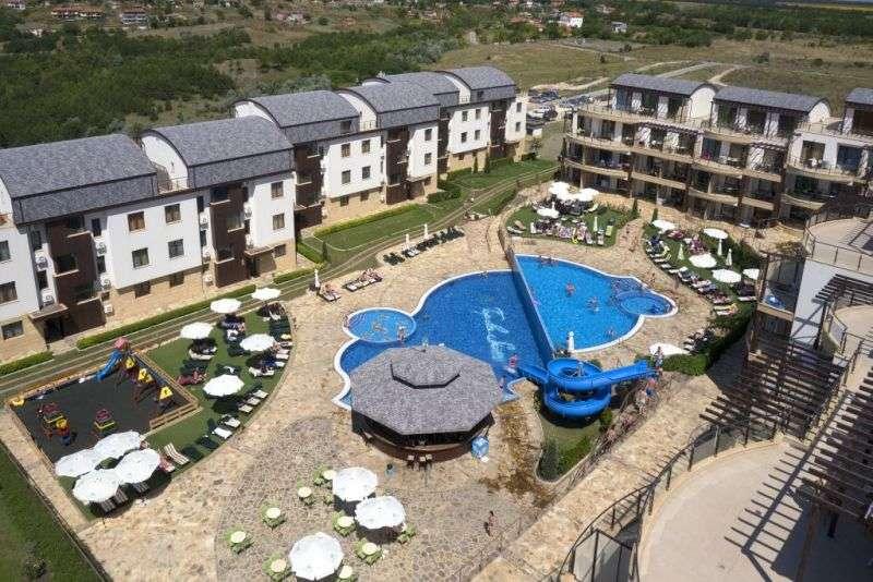 Sejur Bulgaria Vara 2018 Nessebar HOTEL SOL NESSEBAR PALACE 5*