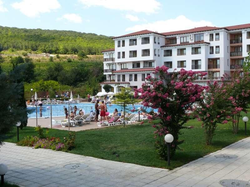 Sejur Bulgaria Vara 2017 Nisipurile de aur APARTHOTEL PARADISE GREEN PARK 3*