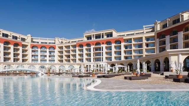 Sejur Bulgaria Vara 2017 Nisipurile de aur Hotel AMBASSADOR 3*