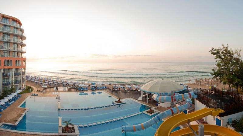Sejur Bulgaria Vara 2018 Nisipurile de aur Hotel CASINO ASTERA 4*