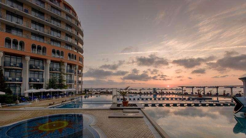 Sejur Bulgaria Vara 2017 Nisipurile de aur Hotel DOUBLETREE BY HILTON 5*