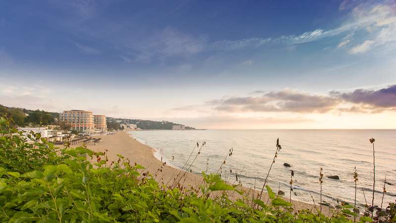 Sejur Bulgaria Vara 2018 Nisipurile de aur Hotel EDELWEISS 4*