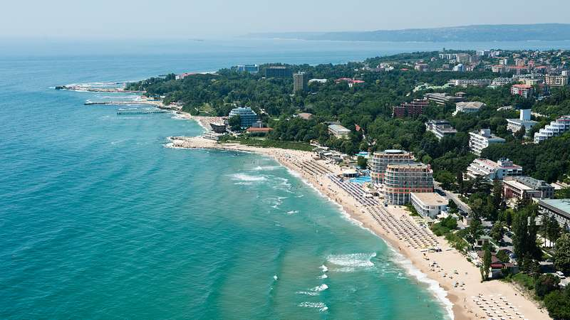 Sejur Bulgaria Nisipurile de aur Vara 2018 Nisipurile de aur Hotel EXCELSIOR 4*
