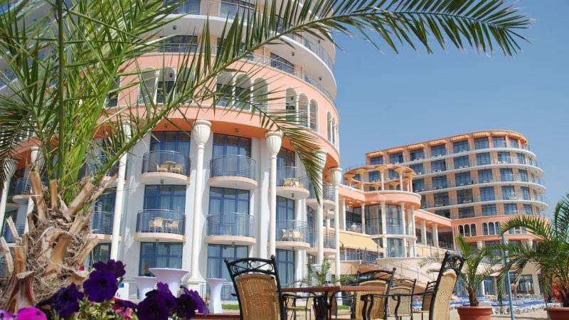 Sejur Bulgaria Vara 2017 Nisipurile de aur Hotel GLARUS 4*
