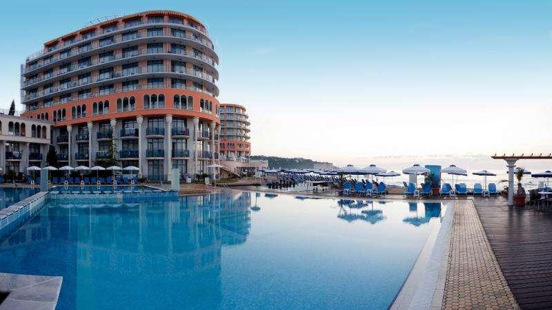 Sejur Bulgaria Vara 2018 Nisipurile de aur Hotel GRIFID ARABELLA 4*