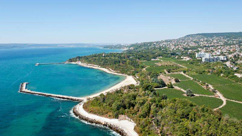 Sejur Bulgaria Vara 2017 Nisipurile de aur Hotel MARINA GRAND BEACH 5*
