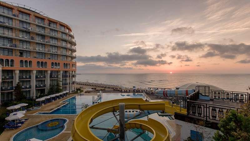 Sejur Bulgaria Vara 2017 Nisipurile de aur Hotel NITA 3*