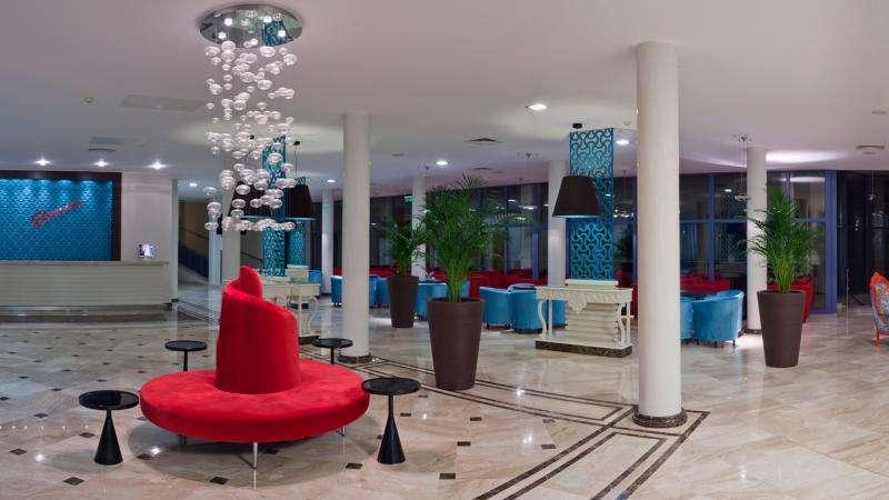 Sejur Bulgaria Vara 2018 Nisipurile de aur Hotel PALM BEACH 4*