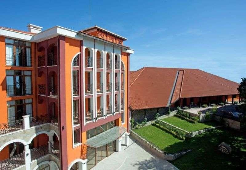 Sejur Bulgaria Vara 2017 Pomorie HOTEL ALCIONA BEACH 3*