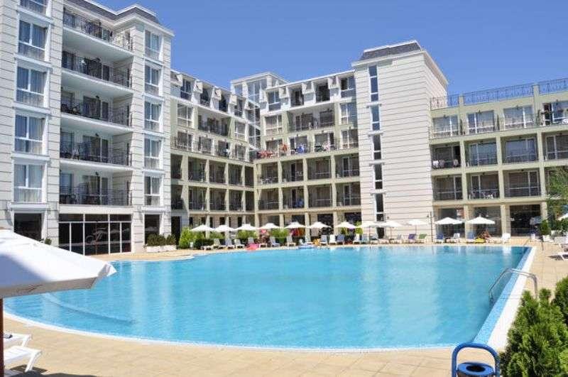Sejur Bulgaria Vara 2018 Pomorie HOTEL ALCIONA BEACH 3*