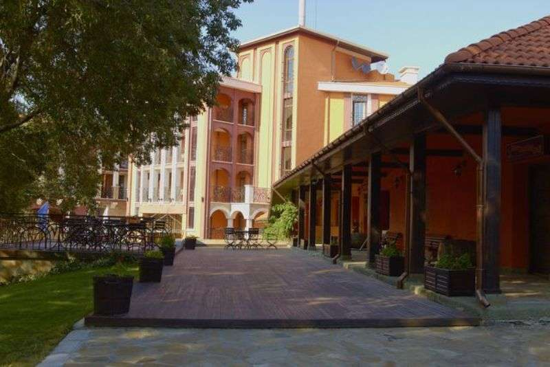 Sejur Bulgaria Vara 2017 Pomorie HOTEL KORAL 3*