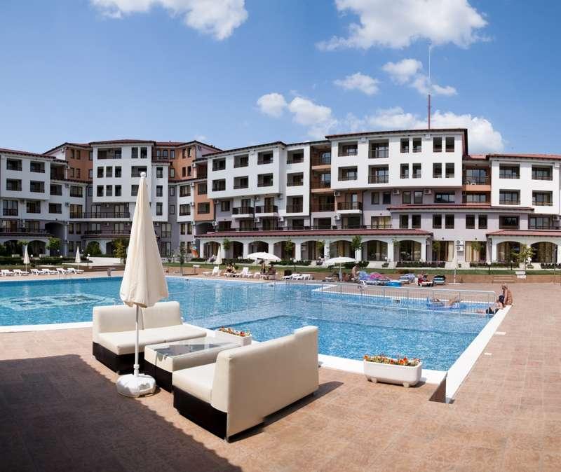 Sejur Bulgaria Vara 2017 SF. CONSTANTIN SI ELENA HOTEL DOLPHIN MARINA 4*