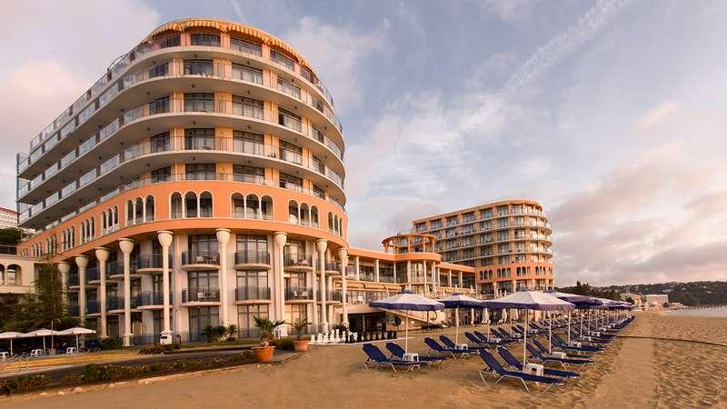Sejur Bulgaria Vara 2017 SF. CONSTANTIN SI ELENA HOTEL SIRIUS BEACH 4*