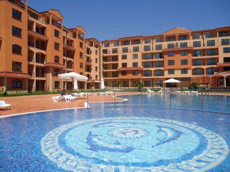 Sejur Bulgaria Vara 2017 SUNNY BEACH GRAND HOTEL SUNNY BEACH 4*
