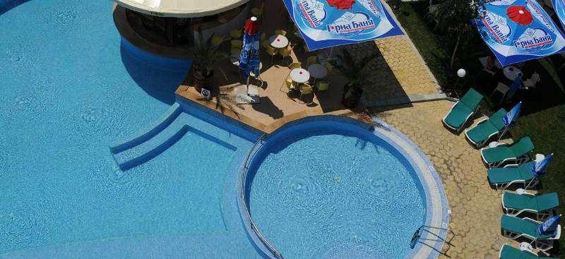 Sejur Bulgaria Vara 2018 SUNNY BEACH HOTEL AMFORA 3*