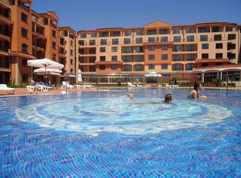 Sejur Bulgaria Vara 2018 SUNNY BEACH HOTEL AQUAMARINE 4*